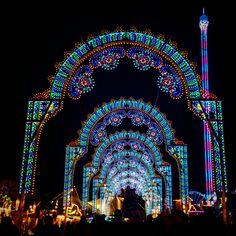 Christmas in London: Hyde Park Winter Wonderland                                                                                                                                                                                 More