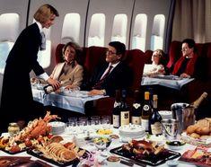 Air France 747 First Class
