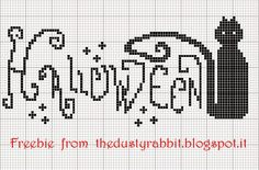 TheDustyRabbit: Halloween Freebie
