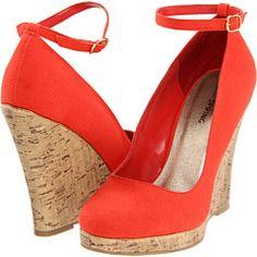 Great reddish orange color. Bring on summer!