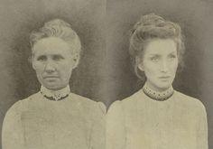 Fotografe recreëert foto's van vrouwen in hun familie teruggaande tot 200 jaar