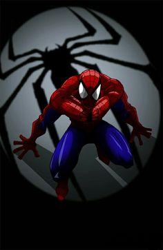 #Spiderman #Fan #Art. (Spiderman) By:Misterho. ÅWESOMENESS!!!™ ÅÅÅ+