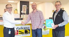 Tuakau business owner wins Council promotion - Tuakau business owner Baron Collocott is in shock that he has won an iPad Pro package valued at over $1900 in a business promotion by the Waikato District Councils economic development team Economic Development, Local News, Baron, Ipad Pro, Promotion, Blazer, Business, Blazers, Store