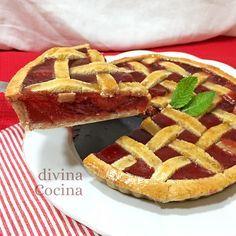Aquí tienes nuestra receta de la famosa Tarta Linzer, Linzertorte o Pastafrola, como la conocen en Argentina. La tarta es un clásico de origen austríaco.