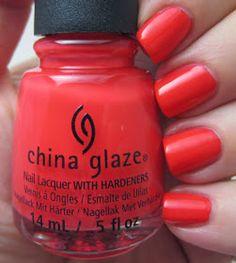 China glaze sexy lady