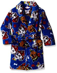 Paw Patrol Little Boys' Safety Paw'Trol Plush Character Robe, Blue, 3T Paw Patrol http://www.amazon.com/dp/B016EX39LS/ref=cm_sw_r_pi_dp_1ZCKwb1HKKWYH