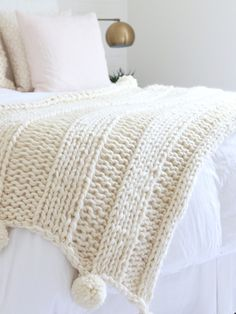 Knit Afghan Patterns Free Easy Heirloom Knit Blanket Pattern Mama In A Stitch. Knit Afghan Patterns Free Free Modern Chunky Crochet Blanket Pattern Be. Easy Blanket Knitting Patterns, Knitted Afghans, Afghan Patterns, Knitted Throws, Easy Knitting, Knitting Tutorials, Knitted Baby, Knitted Dolls, Knitting Projects
