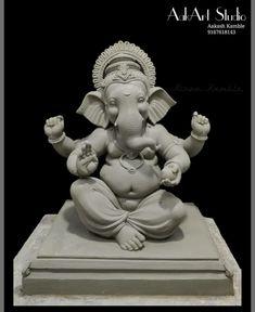 Shri Ganesh Images, Ganesh Chaturthi Images, Ganesha Pictures, Ganesha Drawing, Lord Ganesha Paintings, Ganesha Art, Lord Shiva Statue, Ganesh Statue, Baby Ganesha
