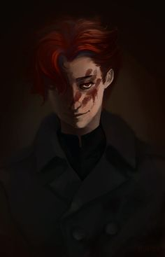 Claire Stanfield of Baccano! Character Concept, Character Art, Concept Art, Dnd Characters, Fantasy Characters, Fantasy Inspiration, Character Inspiration, Character Portraits, Dungeons And Dragons