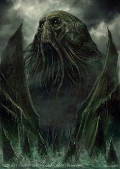 My Lord Cthulhu