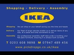 IKEA KVARTAL Curtain Track System Assembly Instruction Video If you require further help we can provide shopping, home delivery and assembly service for more...