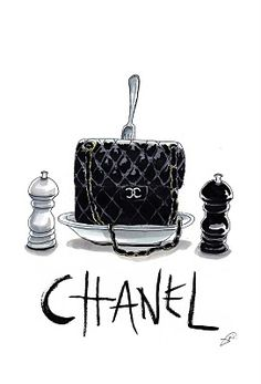 Chanel by Achraf Amiri| Be Inspirational ❥|Mz. Manerz: Being well dressed is a beautiful form of confidence, happiness & politeness