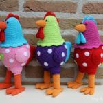 If you enjoy Crocheting you will to learn how to Crochet Amigurumi. Amigurumi is a technique that's used mainly to knit or crochet small stuffed animals, dolls or toys. It's easy to do once you learn the basic beginner techniques and you'll be able to create some really beautiful pieces. Check out the Amigurumi Crochet Vintage Caravan, the Laid Back Cat and the Puppy Dog & Yorkie Terrier Free Patterns too!
