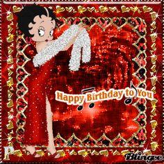 Happy Birthday Tamika Cake