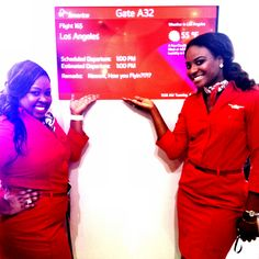 How you flyin' Jersey Girls at our Newark launch