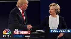 Watch Live: The 2nd Presidential Debate - YouTube
