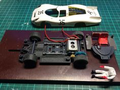 Chassis: A Collection by SlotHobby Slot Car Racing, Slot Car Tracks, Slot Cars, Iphone Repair, Carrera, Porsche, Toy Story, Circuit, Vehicles