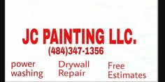 Jcpainting LLC.: (484) 347-1356