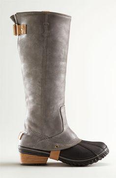 Sorel 'Slimpack' Riding Boot | Nordstrom