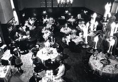 University Club of Portland. Main Dining Room. #universityclubofportland #uclubpdx #portland #oregon