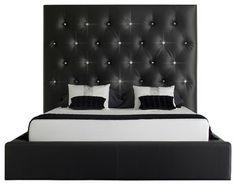 Ritz Bed - modern - beds - Inmod