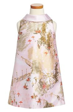Pippa & Julie Shantung Sleeveless Dress (Toddler Girls & Little Girls) available at #Nordstrom