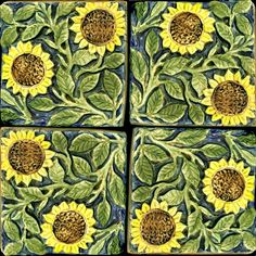 de morgan sunflowers