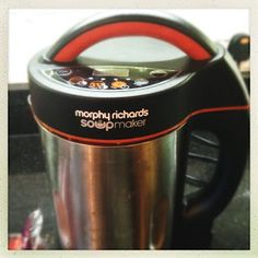 I was given this Morphy Richards soup maker for Christmas as a gift from my parents. I have to say, at first, I was a little sceptical. Morphy Richards Soup Maker, Souped Up, Ww Recipes, Slim, Food, Parents, Lifestyle, Search, Gift