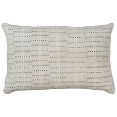 Ashante African Textile Pillow | From a unique collection of antique and modern pillows and throws at https://www.1stdibs.com/furniture/more-furniture-collectibles/pillows-throws/