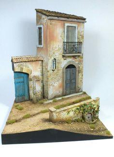 1/35 Diorama Base by Javier Redondo