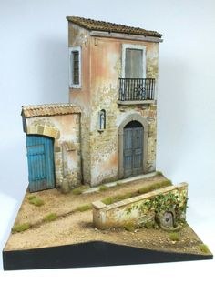 1/35 Diorama Base by Javier Redondo