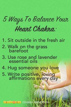7 Chakra Healing Affirmations For Optimal Health Body Chakras, Heart Chakra Healing, Healing Affirmations, Chakra Meditation, Chakra Balancing, Health And Wellbeing, Easy Workouts, The Fresh, Positivity