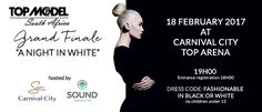 Top Model SA Grand Finale 2017 | Carnival City, GT | iTickets