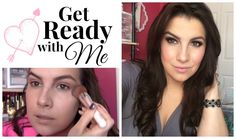 Get Ready with Me! Valentine's Makeup