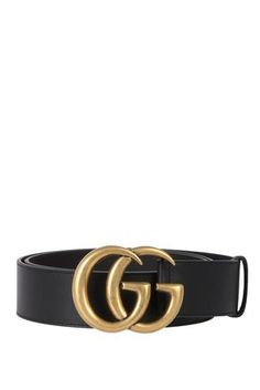 b47d667bbe2 Gucci Black Double G Belt. Free shipping and guaranteed authenticity on  Gucci Black Double G