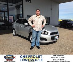 Henry was a huge help on the suggestion for the Brand New Chevy Sonic. He was very helpful on all options and details on the car, all the staff seem very helpful and kind. I rate their customer service as spectacular, 5 Stars. I was able to leave more than satisfied. Huffines made me a believer in knowing they will do everything in their power to make you happy and get you the best deal they can. I will recommend Huffines to more friends and family.   Pancho Ramirez Thursday, January 29…