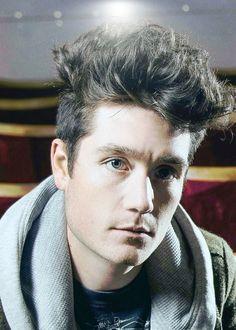 Dan Smith, lead singer of Bastille