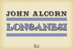 John Alcorn per Longanesi