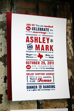 Wedding Invitation or Save the Date Custom by jackandjillwedding