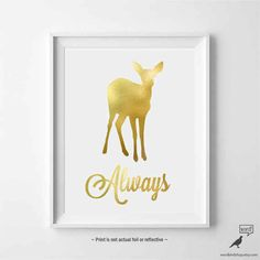 Harry Potter Poster Harry Potter Always Print by WordBirdShop Baby Harry Potter, Harry Potter Poster, Harry Potter Baby Shower, Harry Potter Siempre, Immer Harry Potter, Harry Potter Enfants, Harry Potter Quilt, Harry Potter Nursery, Always Harry Potter