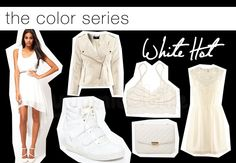 White Hot color trend on the blog now!