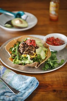 Mushroom meat, made with roasted eggplant, mushrooms and onions, is a versatile and healthy ingredient for tacos, tamales, and sauce.