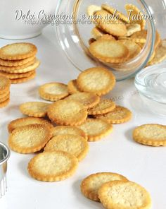 Crackers Ritz homemade   ricetta salata stuzzichini senza uova