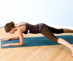 Pendulum Plank #exercise for your abs and butt