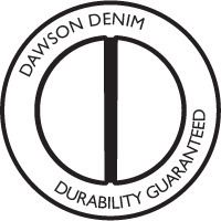 Dawson Denim - British Hand Made Denim Workwear, Aprons and Bags. Japanese Red Line Selvage Denim. Japanese Selvedge Denim, Clothing Tags, Indigo Dye, Edgy Outfits, Jeans Fit, Logo Inspiration, How To Plan, How To Make, Work Wear