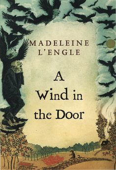 A Wind in the Door - Madeleine L'Engle - cover design by Taeeun Yoo