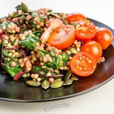 Wiosenne kaszotto z botwinką ⋆ AgaMaSmaka - żyj i jedz zdrowo!