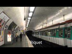 Paris Metro - Ligne 7 - MF77