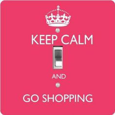 """Rikki KnightTM Keep Calm and Go Shopping - Tropical Pink Color - Single Toggle Light Switch Cover by Rikki Knight. $13.99. 5""""x 5""""x 0.18"""". Masonite Hardboard Material. For use on Walls (screws not included). Glossy Finish. Washable. The Keep Calm and Go Shopping - Tropical Pink Color single toggle light switch cover is made of commercial vibrant quality masonite Hardboard that is cut into 5"""" Square with 1'8"""" thick material. The Beautiful Art Photo Reproduction is printed dir..."""