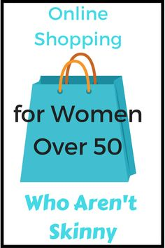 Find great style online even if you're over 50 and not skinny. via @sharongreenthal